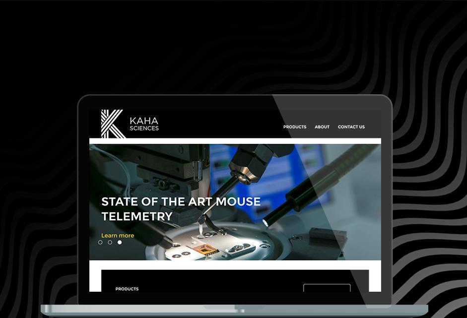 Fully Custom Made Web Design by FutureLab