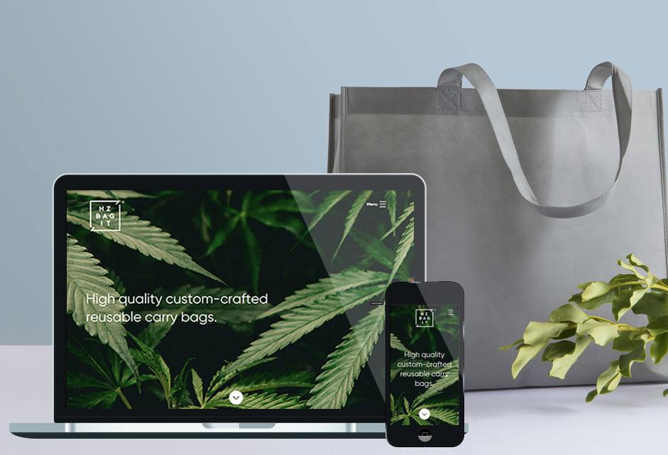 NZBAGIT   Innovative Interactive Web Design